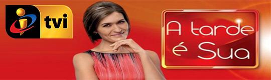 TVI - A tarde é sua - Fátima Lopes - CRETA - Tratamento de Anorexia