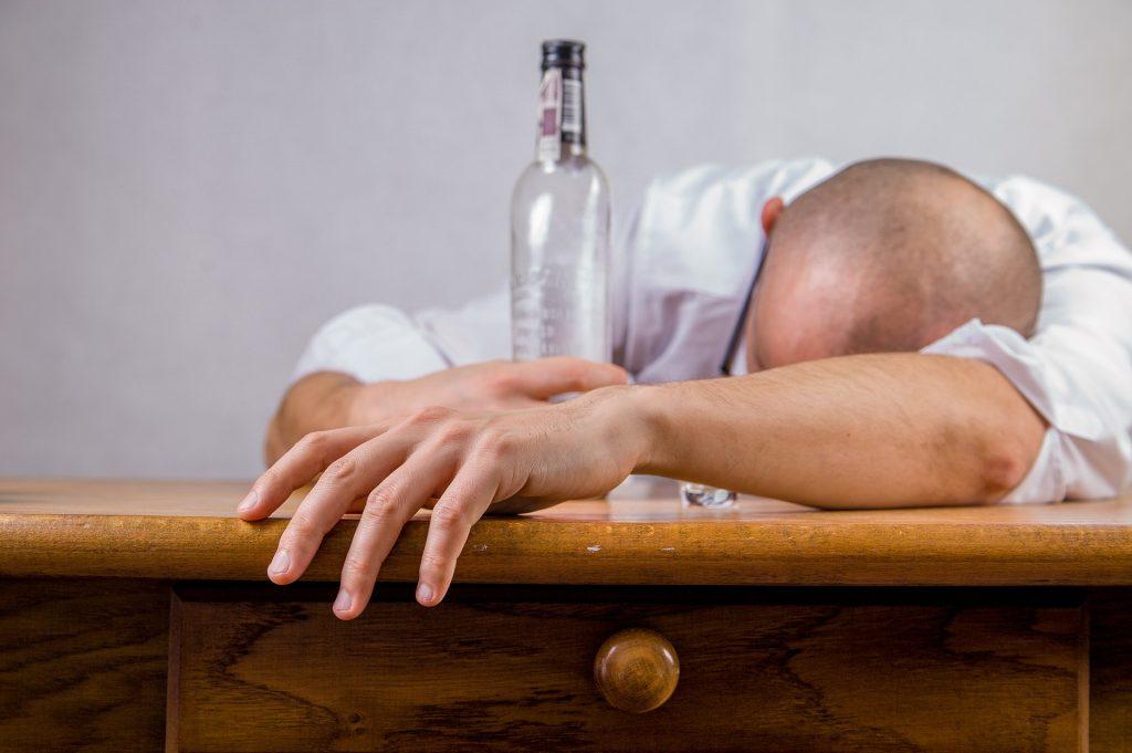 Consequências do abuso do álcool
