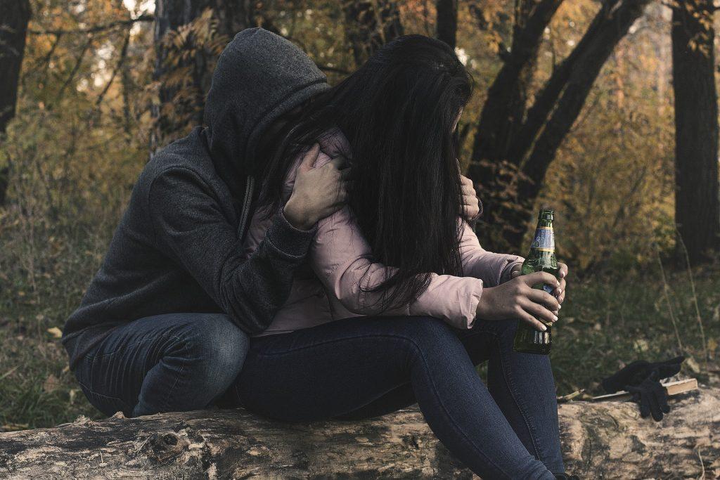 violência doméstica e o abuso do álcool